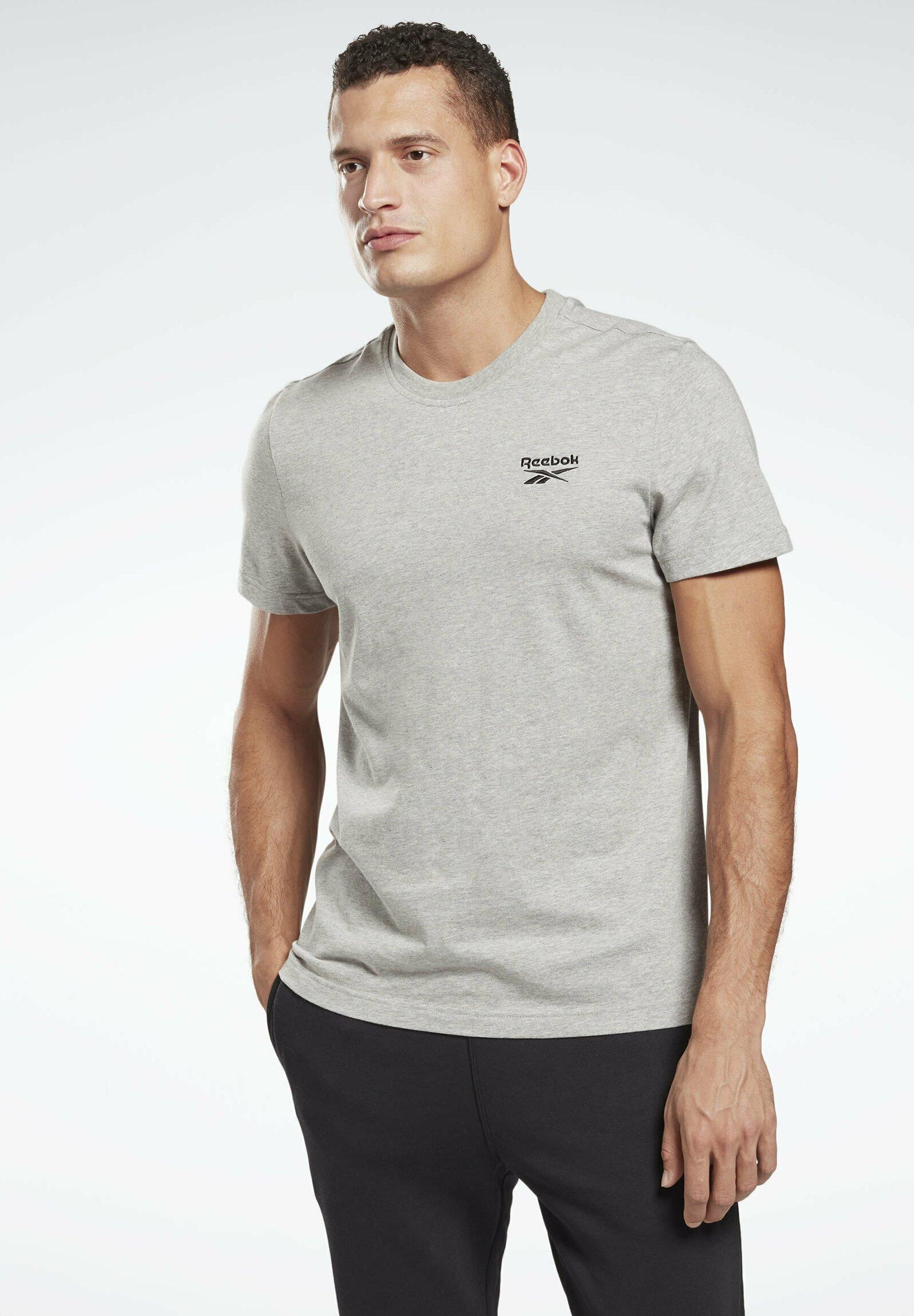 Homme REEBOK IDENTITY T-SHIRT - T-shirt basique