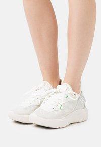 Replay - DRYTON - Sneakersy niskie - white - 0