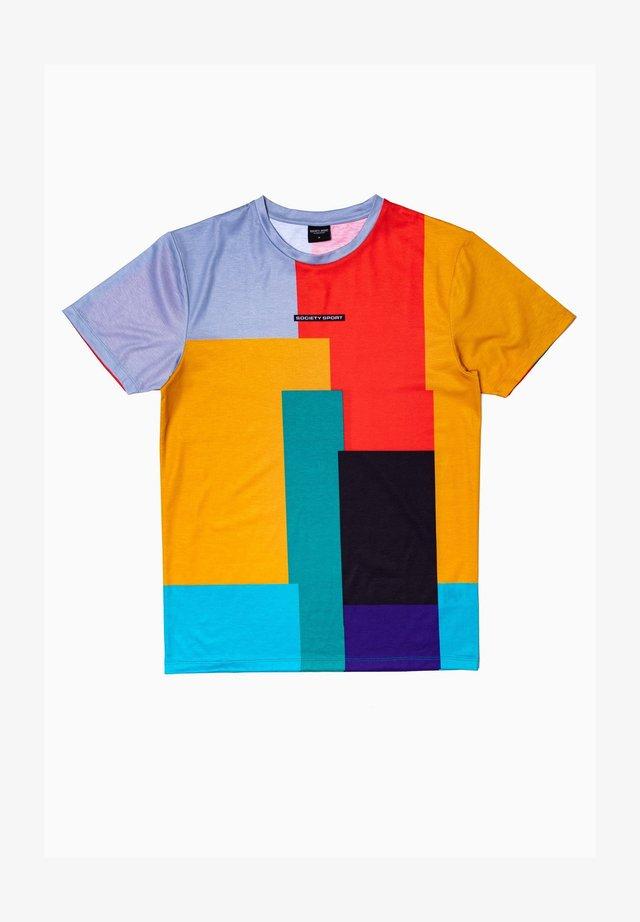 Print T-shirt - multi