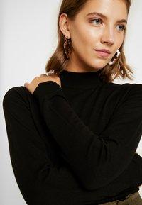 Monki - INGRID - Pullover - black - 3