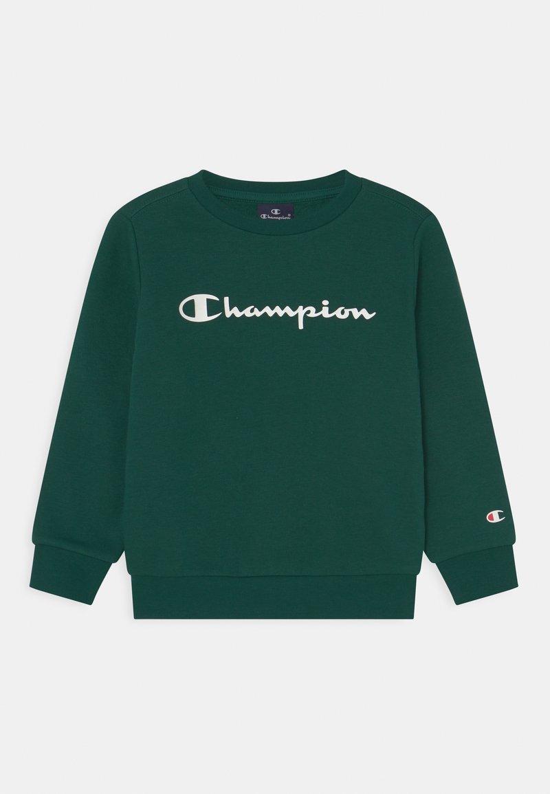 Champion - AMERICAN CLASSICS CREW NECK UNISEX - Sweatshirt - green