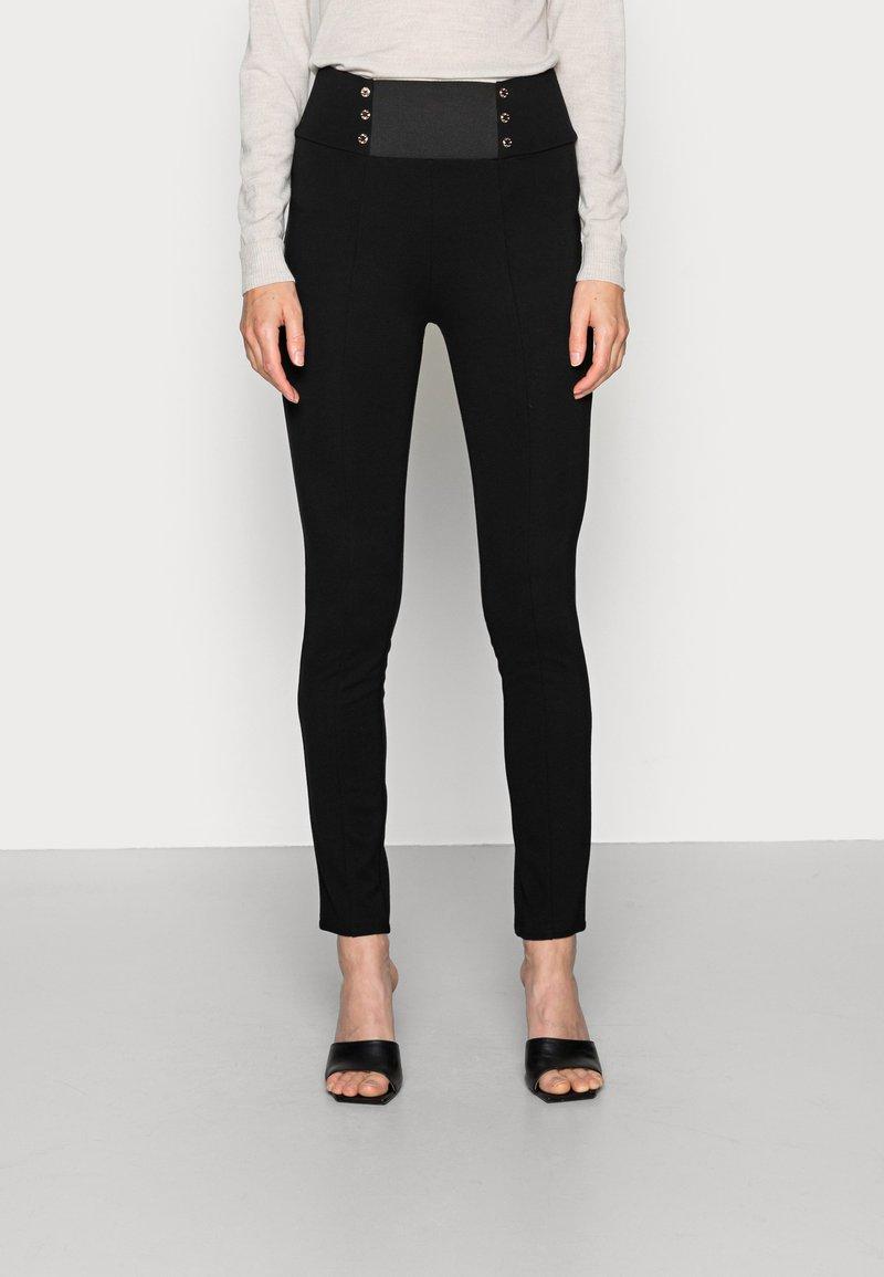 Liu Jo Jeans - PANT LUNGO - Leggings - nero
