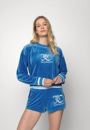 ELENA CREW NECK - Sweatshirt - princess blue