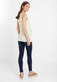 bellybutton - UNTERBAUCHBUND - Jeans Skinny Fit - dark-blue denim - 2