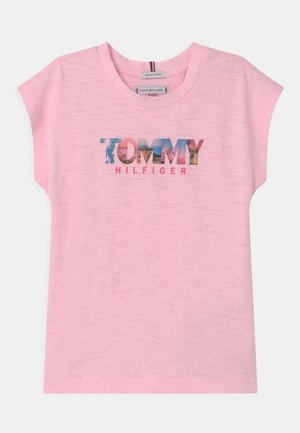 PHOTO PRINT - Print T-shirt - pink breeze