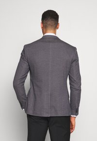 Esprit Collection - SOFT TWO TONE - Suit jacket - grey - 2
