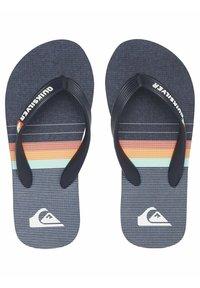 Quiksilver - Pool shoes - blue/blue/blue - 1
