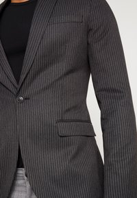 Topman - Suit jacket - dark grey - 4