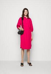 Marc Cain - Jersey dress - pink - 1