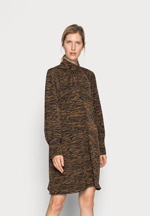 SIGRID SHORT DRESS - Day dress - forrest lines