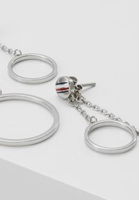Tommy Hilfiger - FINE - Øredobber - silver-coloured - 5