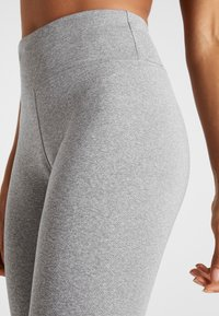 Cotton On Body - ACTIVE CORE - Punčochy - mid grey marle - 4