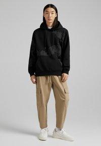 Bershka - Sweatshirt - black - 1