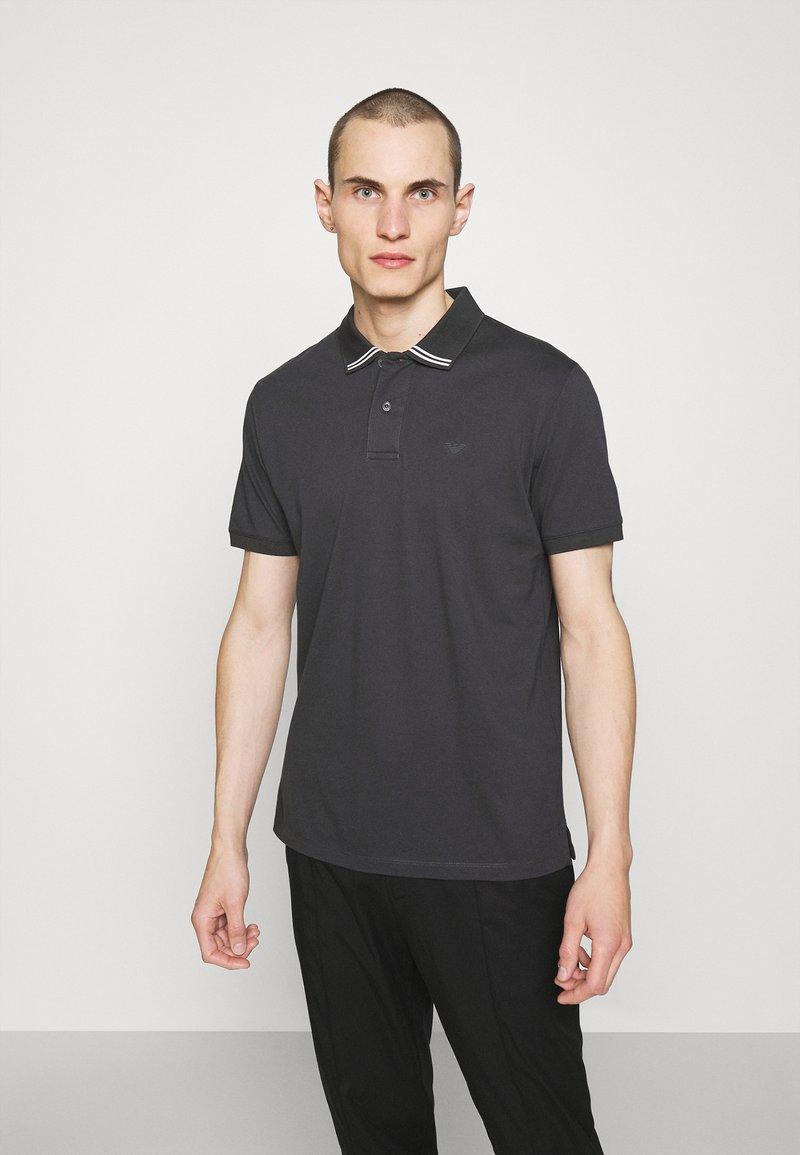 Emporio Armani - Polo shirt - grey