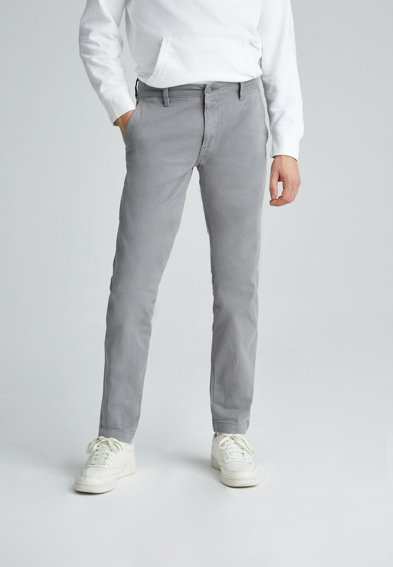 Levi's® - XX CHINO STD II - Trousers - steel grey shady