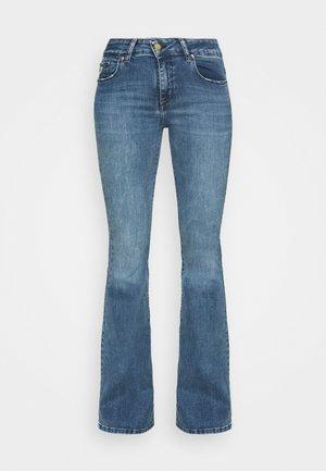 RAVAL - Široké džíny - cobalt stone