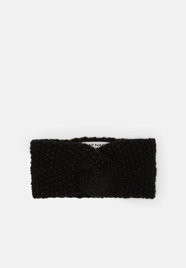 TURAPSY - Ear warmers - noir
