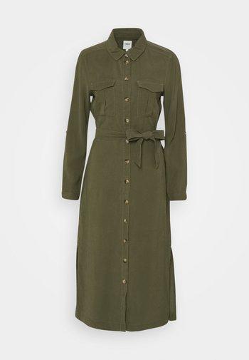 ONLNEW ARIS LIFE DRESS  - Shirt dress - kalamata