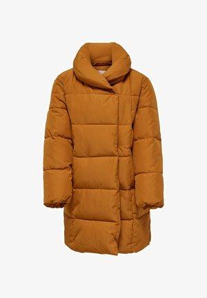 Abrigo de invierno - pumpkin spice