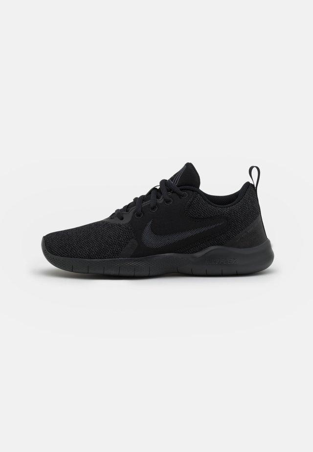 FLEX EXPERIENCE - Neutral running shoes - black/dark smoke grey