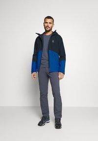 Haglöfs - SKUTA JACKET MEN - Hardshell jacket - tarn blue/storm blue - 1