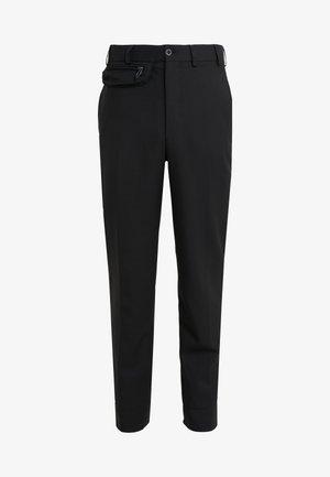 PHOCAS PANTS - Pantaloni - black