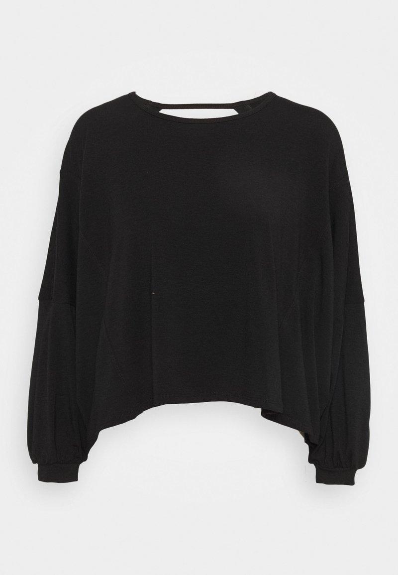 Onzie - Maglietta a manica lunga - black