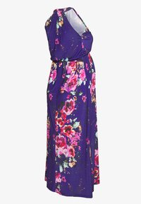 Anna Field MAMA - Vestido ligero - pink/blue - 5