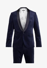DRYKORN - Q-BELLAC - Completo - navy - 8