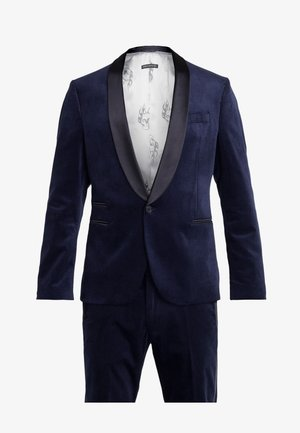 Q-BELLAC - Suit - navy