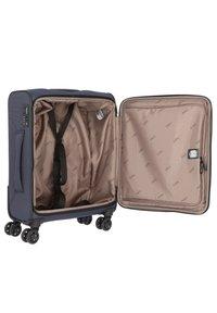 Stratic - BENDINGO LIGHT 4-ROLLEN  - Wheeled suitcase - navy - 5