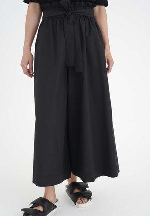 YACHIIW  - Pantaloni - black