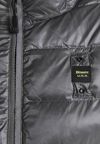 Blauer - BASIC HOODED LIGHT JACKET - Dunjakke - grey - 6