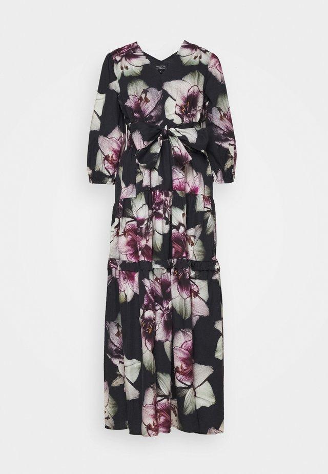 SLFESTHER ANKLE DRESS  - Korte jurk - black