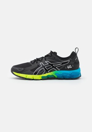 GEL-QUANTUM 180 - Neutral running shoes - black/aizuri blue