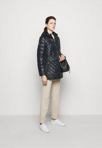 Lauren Ralph Lauren - PEARL SHEEN - Down coat - navy - 1