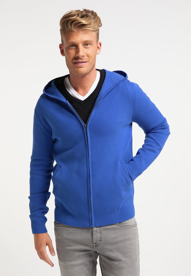 Kardigan - blau