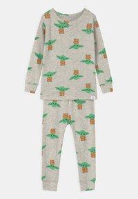 GAP - TODDLER MANDOLORIAN UNISEX - Pyjama set - grey heather - 0