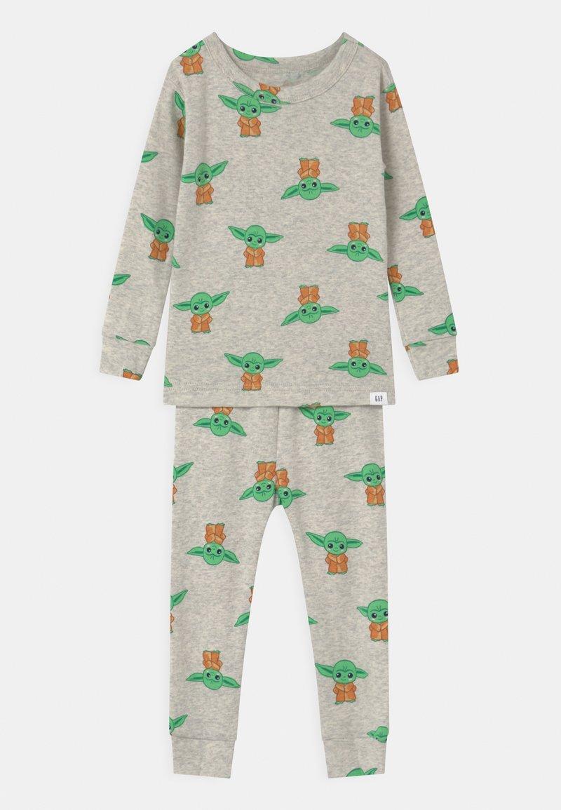 GAP - TODDLER MANDOLORIAN UNISEX - Pyjama set - grey heather