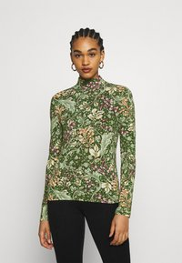 Monki - VANJA - Long sleeved top - green dark unique - 0