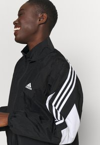 adidas Performance - GAMETI  - Survêtement - black/white - 6