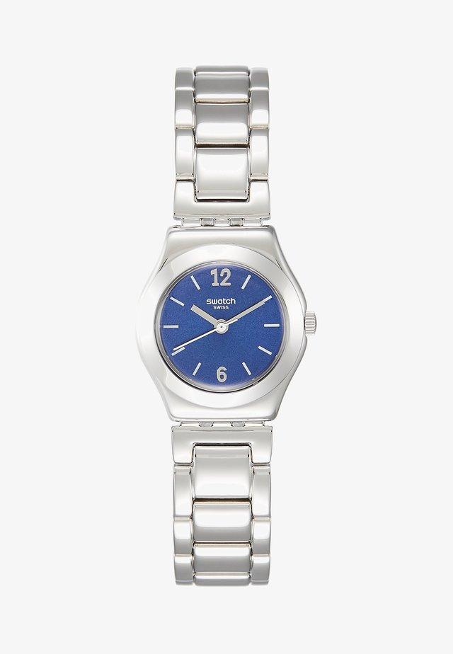 LITTLESTEEL - Rannekello - silver-coloured/blue