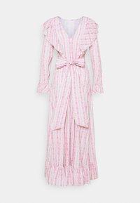Cras - MORICRAS DRESS - Maxi dress - begonia pink - 0