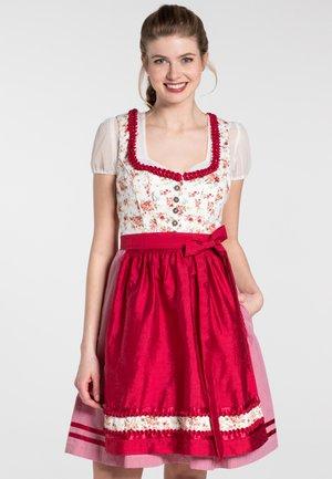 KOKO - Dirndl - red, white
