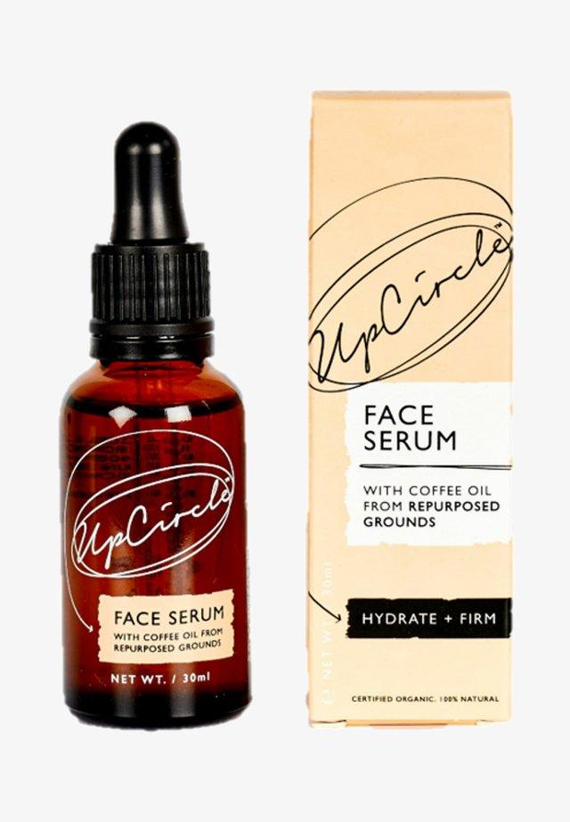UPCIRCLE ORGANIC FACIAL SERUM WITH COFFEE OIL - Serum - -