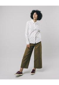 Brava Fabrics - Button-down blouse - white - 1