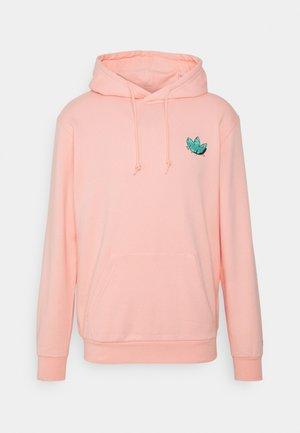 HOODY - Felpa - glow pink