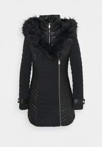 Guess - NEW OXANA JACKET - Abrigo de invierno - jet black - 5