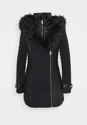 NEW OXANA JACKET - Cappotto invernale - jet black
