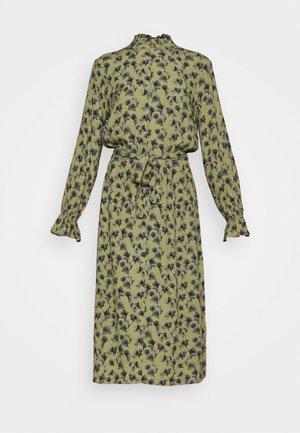 CHALOTTHEA - Denní šaty - dark olive